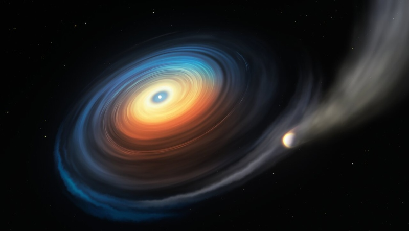 First giant planet around white dwarf discovered by scientists
