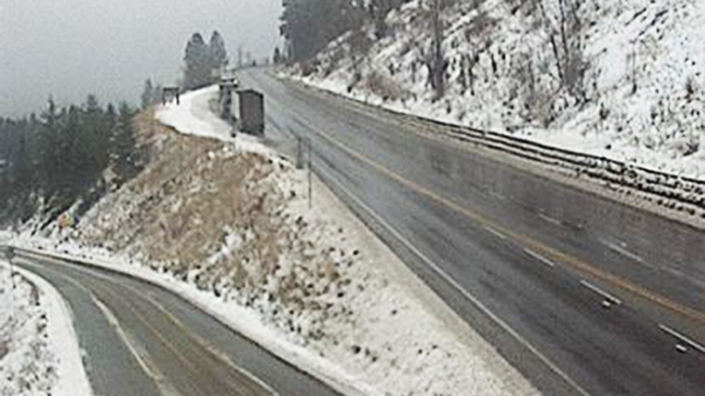 Dangerous day on 2 B.C. highways: Ambulances sent to 3 crashes in less than 3 hours