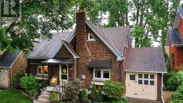 A home in Kitchener listed for $564,900. (Photo: Kitchener-Waterloo Association of Realtors) (Dec. 4, 2019)
