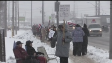 Many northern schools closed for one-day strike