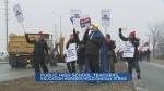 Teachers hold one-day strike