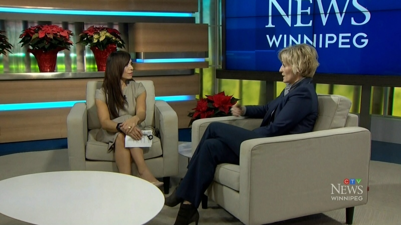 Maralee talks with Signy Arnason, Canadian Centre for Child Protection, about new framework she hopes will out child rights above all else. (CTV News Winnipeg)