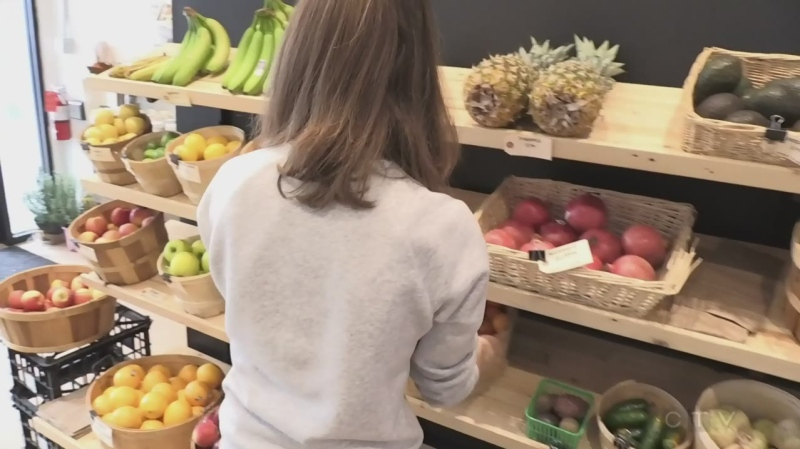 University of Guelph researchers say climate change will cost shoppers more at the supermarket next year.