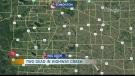 Dec. 4 crash map