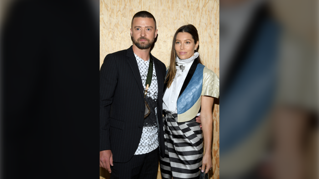 Justin Timberlake apologizes to wife after he was pictured holding hands with co-star