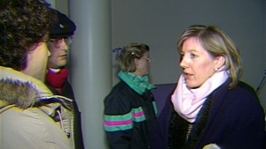 CTV journalist Caroline Van Vlaardingen covered the Polytechnique massacre 30 years ago.