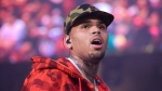 In this June 7, 2015 file photo, rapper Chris Brown performs at the 2015 Hot 97 Summer Jam at MetLife Stadium in East Rutherford, N.J. (Scott Roth/Invision/AP, File)