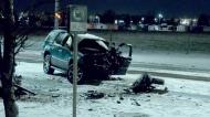 Southeast Calgary fatal crash