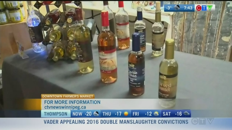 Manitoba honey makers create bee-to-bottle mead