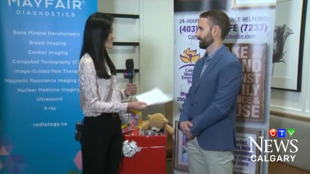 Once again Calgarians are stepping up to donate to CTV Calgary's six annual Toy Mountain campaign