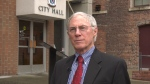 Coun. Geoff Young said Wednesday that the time is right for any councillor who doesn't like the job or what it entails to call it quits. (CTV Vancouver Island)