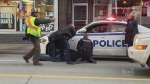 Halifax police have responded to a video that appe