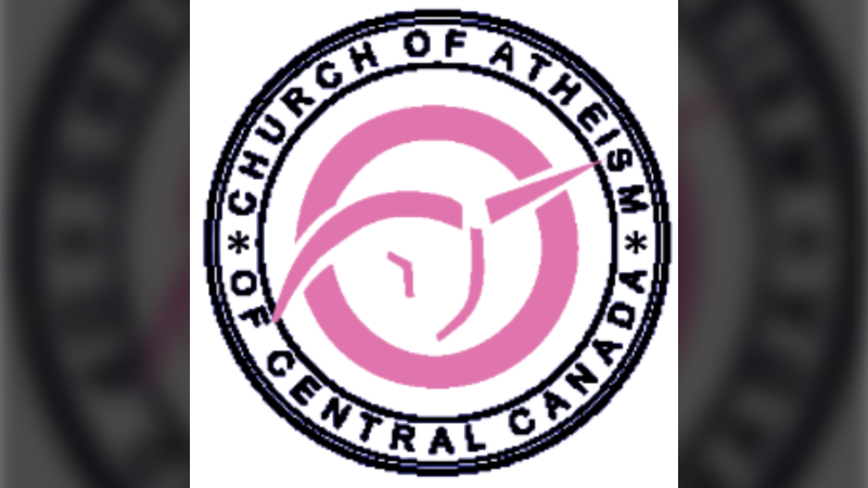 A federal court has ruled the Church of Atheism of Central Canada lacks a specific set of religious beliefs and practices to consider it a church. (@AtheismCtrlCan / Twitter)