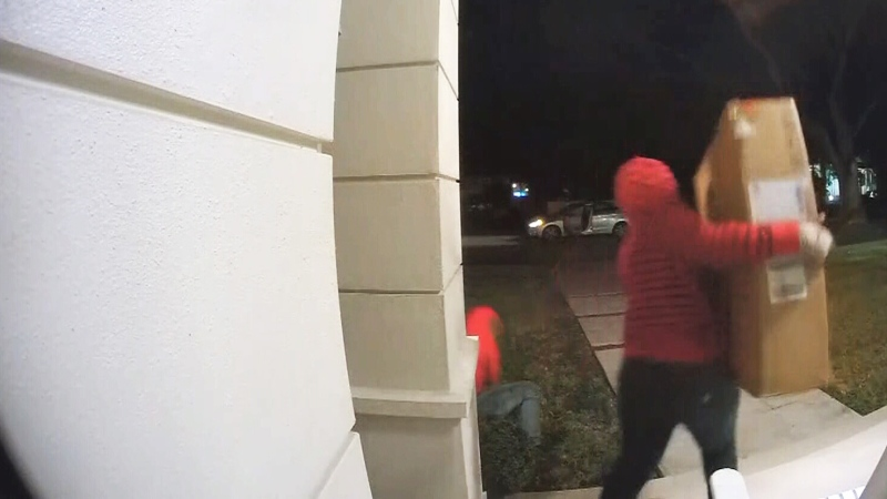 Florida UPS driver allegedly stealing packages