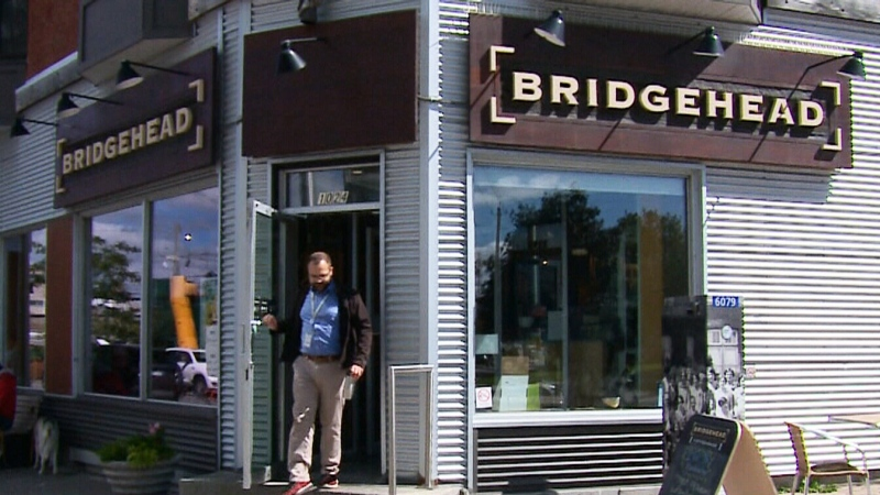 Bridgehead sold to Second Cup owners