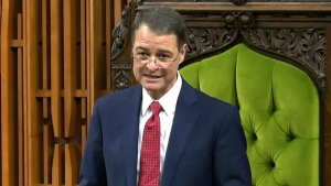 New Speaker of the House of Commons elected