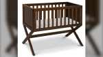 The DaVinci bassinet is seen in this image. (Health Canada)