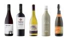 Malivoire Wine Company Gamay 2018, Tabalí Pedregoso Cabernet Sauvignon 2016, Porcupine Ridge Sauvignon Blanc 2018, Mer Soleil Silver Chardonnay 2016, Prevedello Asolo Prosecco 2018