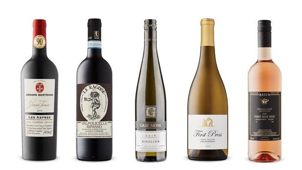 Natalie MacLean's Wines of the Week, Nov. 22, 2019