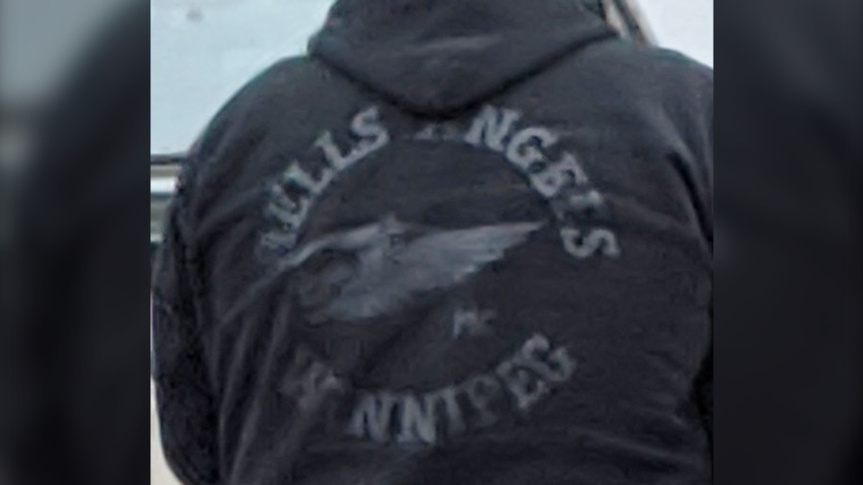 Nine people have been arrested, including Kenny Erstelle, 38, a full-patch member of the Hells Angels. (Submitted: RCMP)