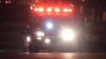 Ambulance at night. (File image)