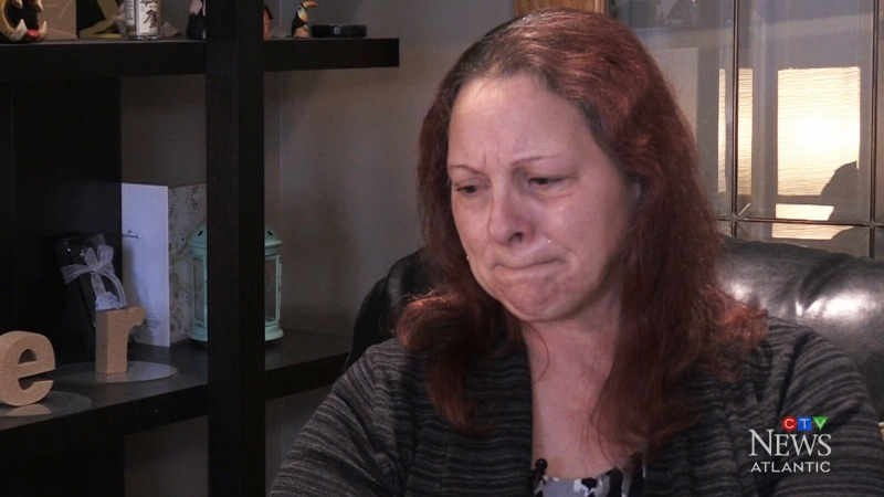 Step-mom talks about workplace death