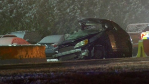 Two teens dead after Quebec highway collision
