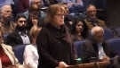 Widow pleads with province to step in