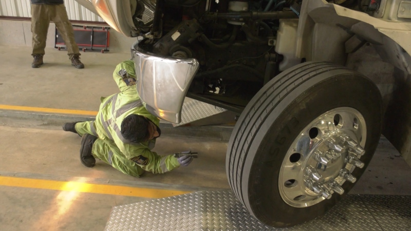 The province says party bus inspections are on the rise after tougher regulations and fines were introduced.