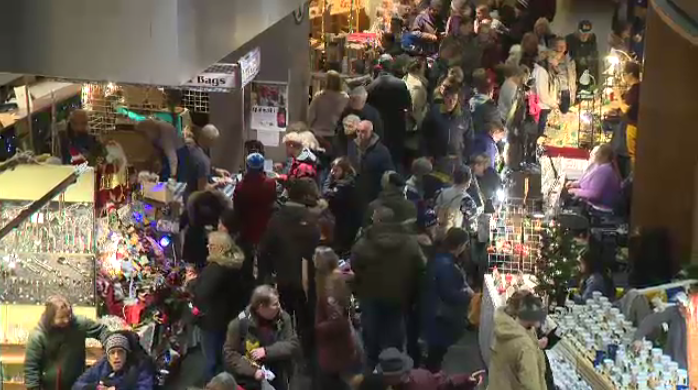 The Christkindl Market