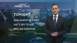 Alberta Priemtime for Dec 5, 2019