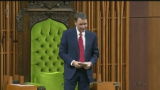 Nipissing-Timiskaming MP Anthony Rota elected speaker of the House of Commons December 5, 2019.