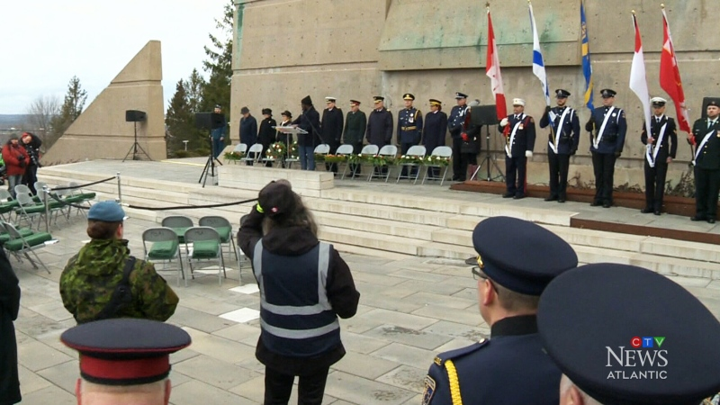 102nd anniversary of Halifax Explosion