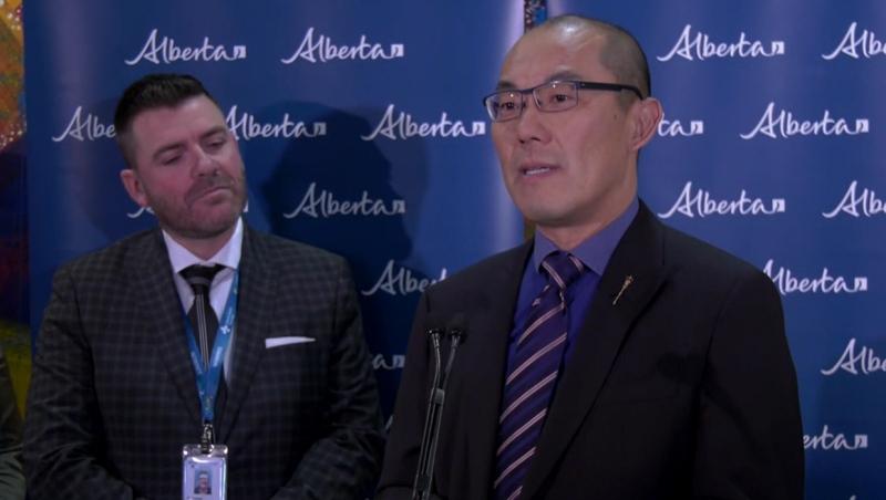 Dr. Robert Tanguay, Jason Luan, opioids