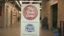 North Bay hockey tournament supports food bank