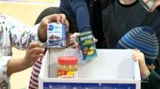 Spirit of Giving: Elizabeth Ballantyne Elementary