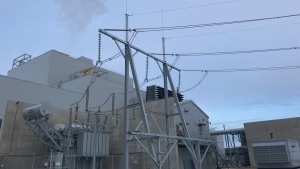 The province's new 353 megawatt natural gas-fired power plant is now open near Swift Current.