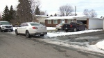 A 75-year-old man died at the home, a 75-year-old woman was taken to hospital in life threatening condition after they were poisoned by carbon monoxide on Nov. 19, 2019.