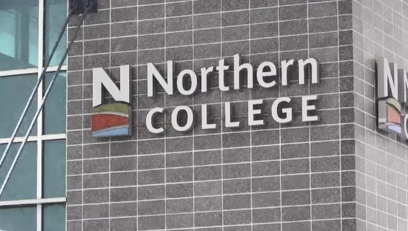 Northern College in North Bay announced Thursday the temporary layoff of 42 part-time workers. (File)