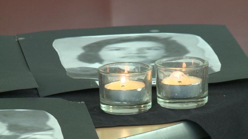 Regina remember Montreal massacre
