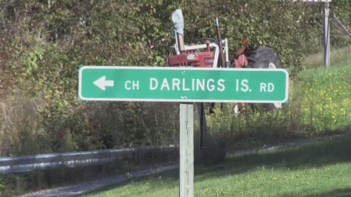 Darlings Island Road