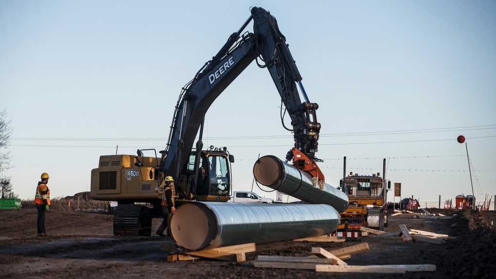 Three in five Canadians support construction of new pipelines: Nanos survey