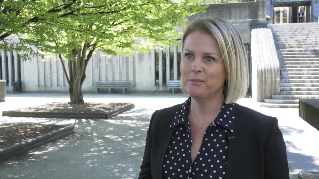 """Vancouver councillor Rebecca Bligh leaves NPA, says party has gone """"far-right"""""""
