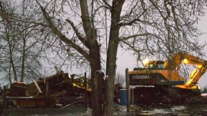Five killed in Alberta house fire