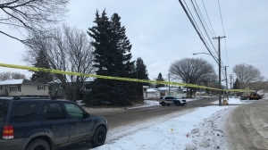 A 35-year-old man was killed in Saskatoon's 16th homicide of 2019. (Chad Leroux/CTV News)