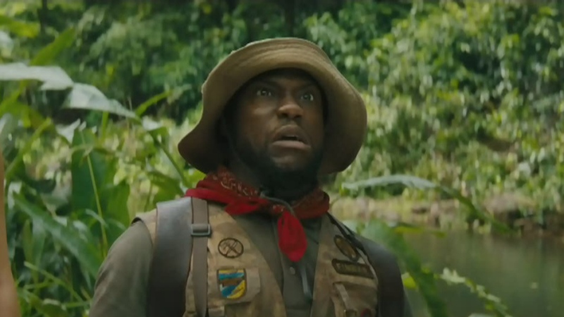 CTV Montreal: A new 'Jumanji adventure'