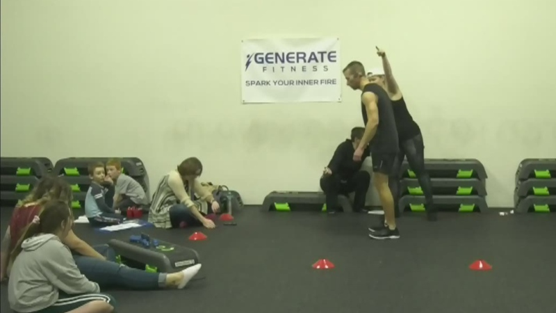 Edmonton officer goes for burpee record
