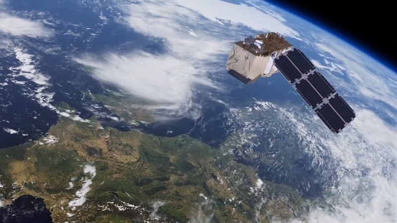 CTV National News: Tracking pollution from space