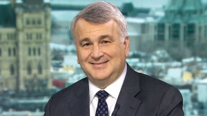 Pollster Nik Nanos speaks on CTV's Question Period.