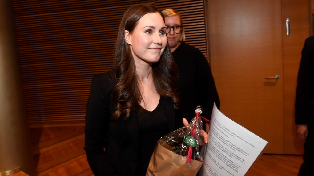 Sanna Marin, 34, becomes world`s youngest-serving prime minister